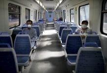 Trenes Barbijo Coronavirus