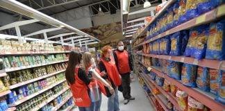 supermercado control precios tigre