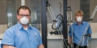 Volkswagen Utn Mascaras Coronavirus Tigre
