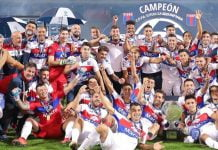 Tigre campeón 2019