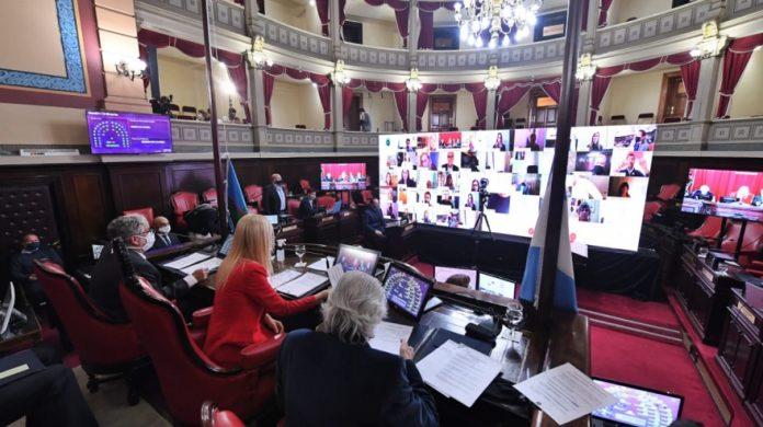 senado videoconferencia