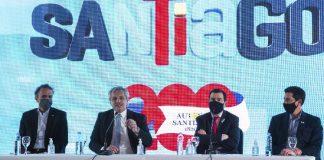 21 05 2020 Santiago Del Estero El Presidente