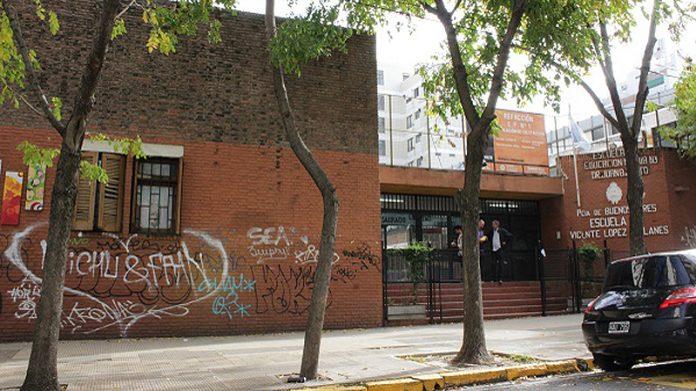 Colegio Nº1 Vicente López
