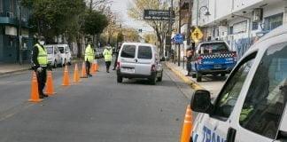 Control Vehicular vicente Lopez
