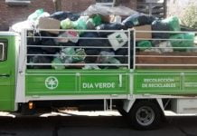 Día Verde Vicente Lopez