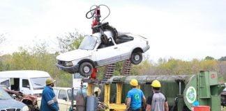 El Ministerio De Seguridad Compactó Más De 200 Vehículos En Pilar (3)
