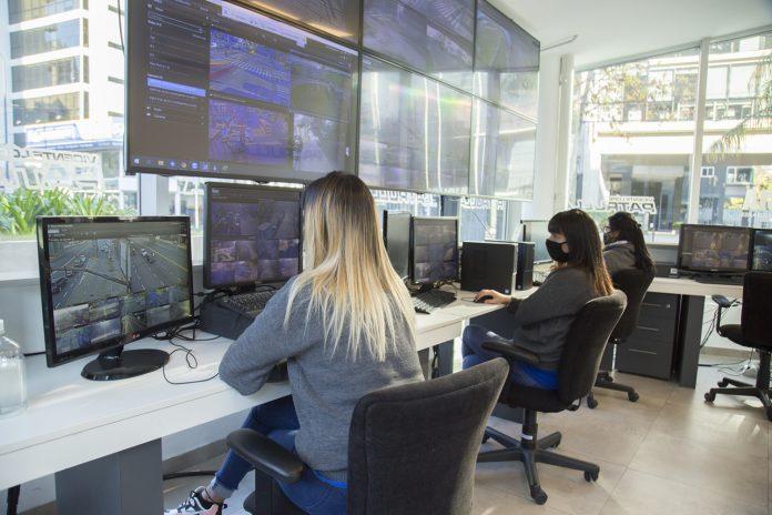 centro monitoreo vicente lopez