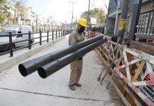 Nuevas Obras En Villa Ballester Para Mejorar El Servicio Eléctrico