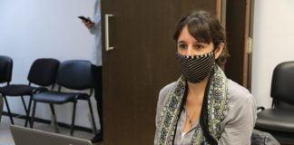 Roxana Lopez Protestas Contra La Cuarentena