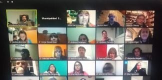 San Martín Piensa Se Realizó De Manera Virtual Con La Temática La Brecha Educativa