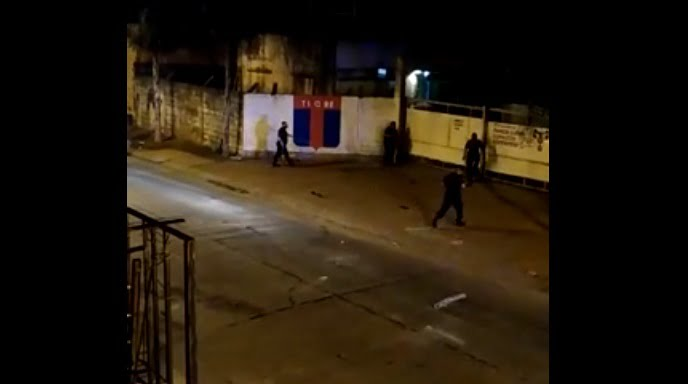 Abuso Policial Villa Del Carmen San Fernando