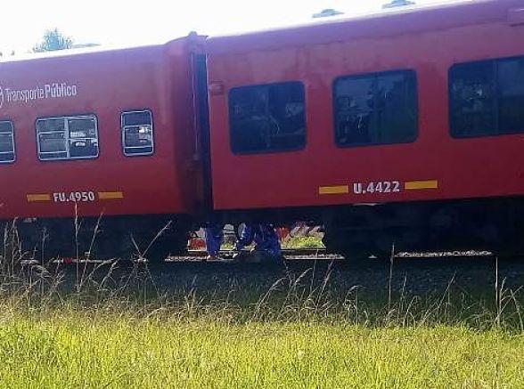 Accidente Tren Suicidio Tierras Altas Tortuguitas Belgrano Norte Opt