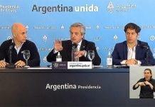 Alberto Fernandez Anuncio Cuarentena 7 Junio