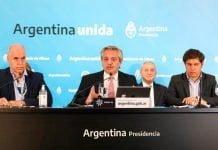 Alberto Fernandez Anuncio Cuarentena Mayo 2020