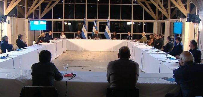 Alberto Fernandez Conferencia Viviendas