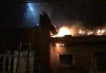 Bomberos Garin Incendio Miraflores 2