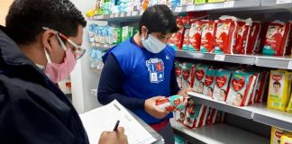 Clausura Life Supermarket Pilar
