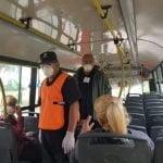 Controles Transporte Publico Cuarentena