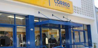 Correo Argentino San Isidro