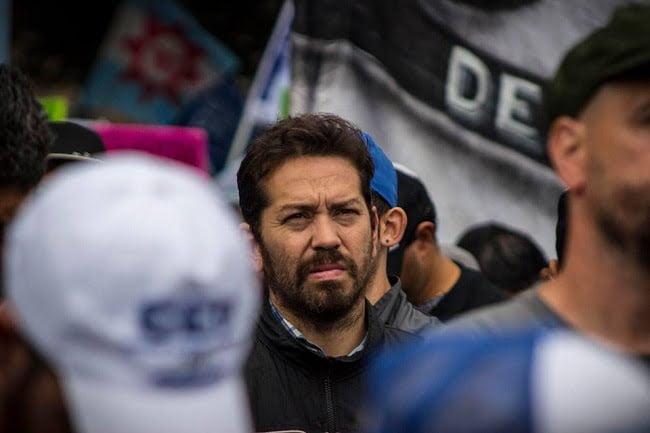 """Rebolino: """"Los problemas que ya existían en los barrios populares se agravaron con la pandemia"""""""