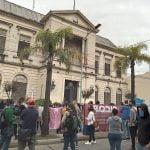 Manifestación Frente A Tigre
