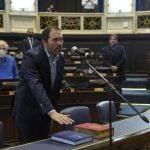 Matias Molle Jura Diputado Provincial