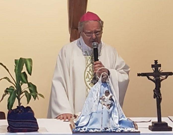 Monseñor Ojea Nuestra Señora La Cava