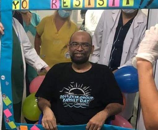 Paciente Amalyo Alta Houssay Resistire