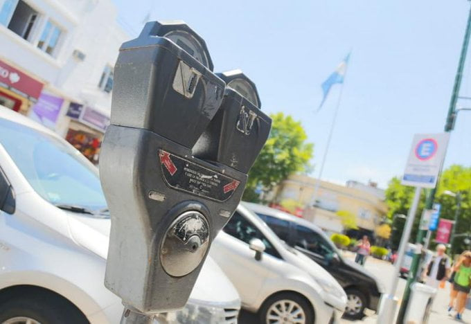 Parquímetros Estacionamiento Gratis San Isidro Cuarentena