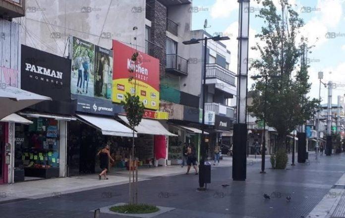 Peatonal Belgrano San Martin