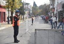 Peatonales Pilar