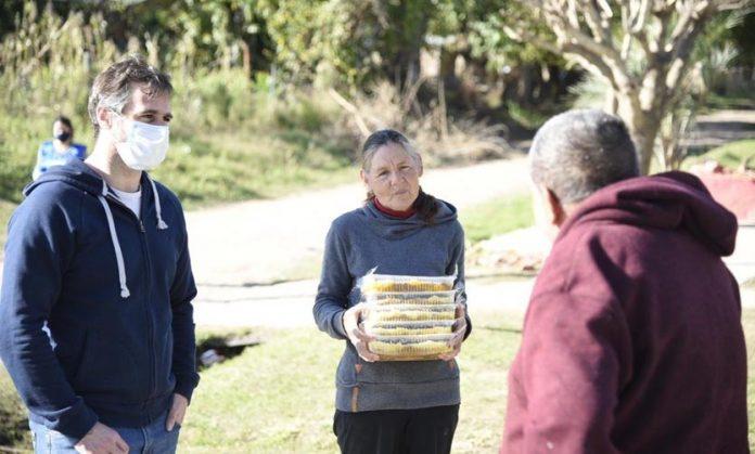 Recorrida Alimentaria Asultos Mayores Pilar