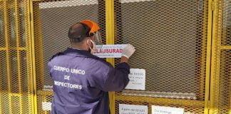 Supermercado Chino Clausura Pilar Sobreprecios
