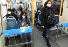 Tren Mitre Coronavirus