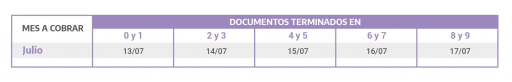 5 Calendario De Pagos Prensa Asignacion Por Prenatal Y Maternidad