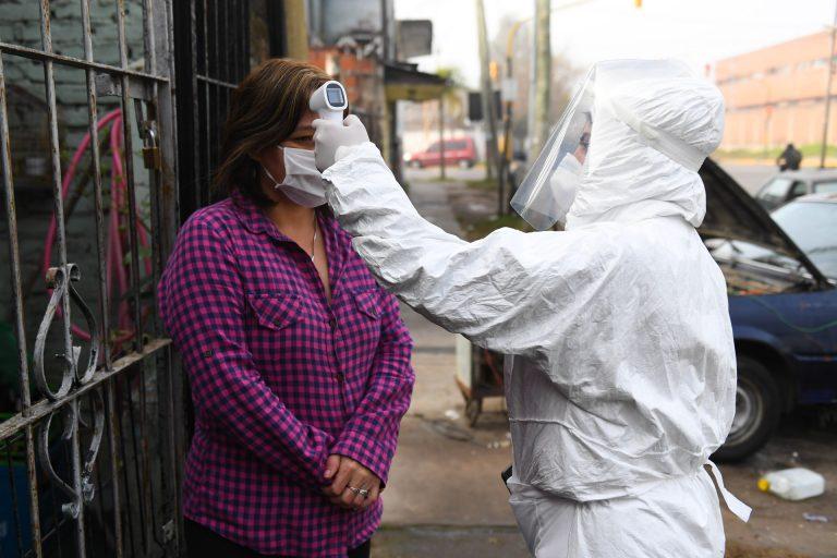 Coronavirus en San Fernando: se realizaron 6267 controles en barrios populares y detectaron 1 solo caso positivo