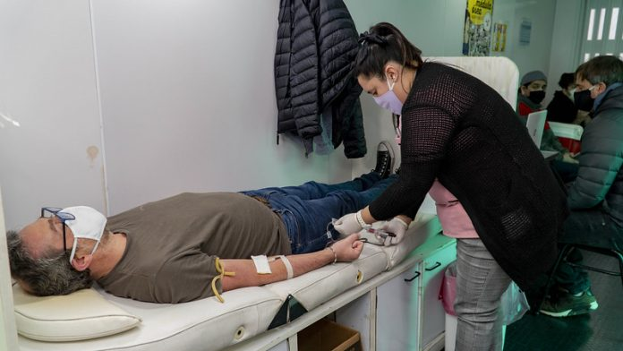 Campaña Donación De Sangre 1 1