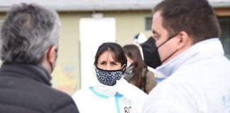 Roxana López En San Jorge