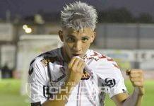 Yair Gonzalez chacarita