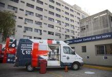 Ambulancias Hisopados San Isidro 2