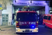 Bomberos Pacheco