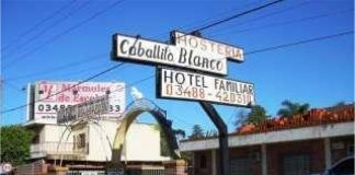 Caballito Blanco Escobar Hosteria