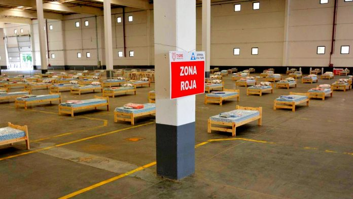 Centro Aislamiento El Talar Covid Tigre Coronavirus