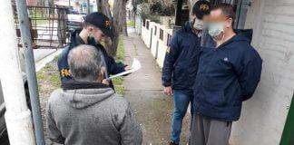 Detenido Abuso Sexual Ahijada San Isidro