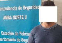 Detenido Atropellar Nenas Jose Leon Suarez