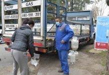 Entrega Gas Garrafa Tigre