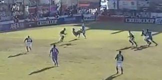 Gol Lazzaro Chilena