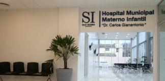 Hospital Materno Infantil San Isidro