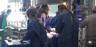 Operacion Corazon Beba Prematura Malvinas Argentinas
