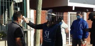Operativo Barrios Populares San Isidro Coronavirus